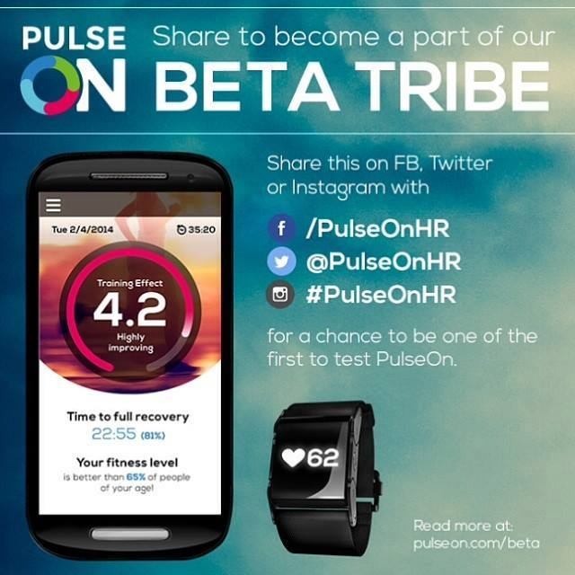 PulseOn Beta