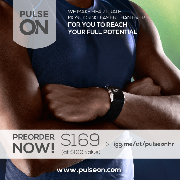 PulseOn - Buy in UK NOW