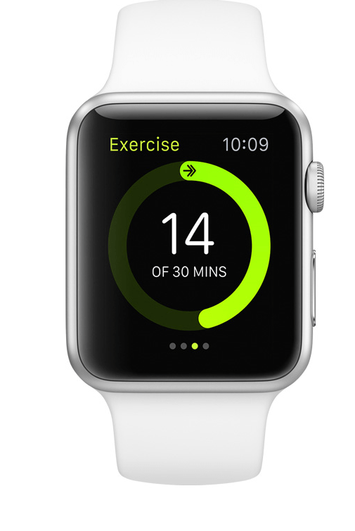 Apple-exercise