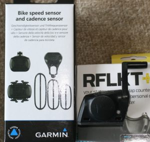 Garmin Speed, Cadence and GSC-10 Combined Sensor