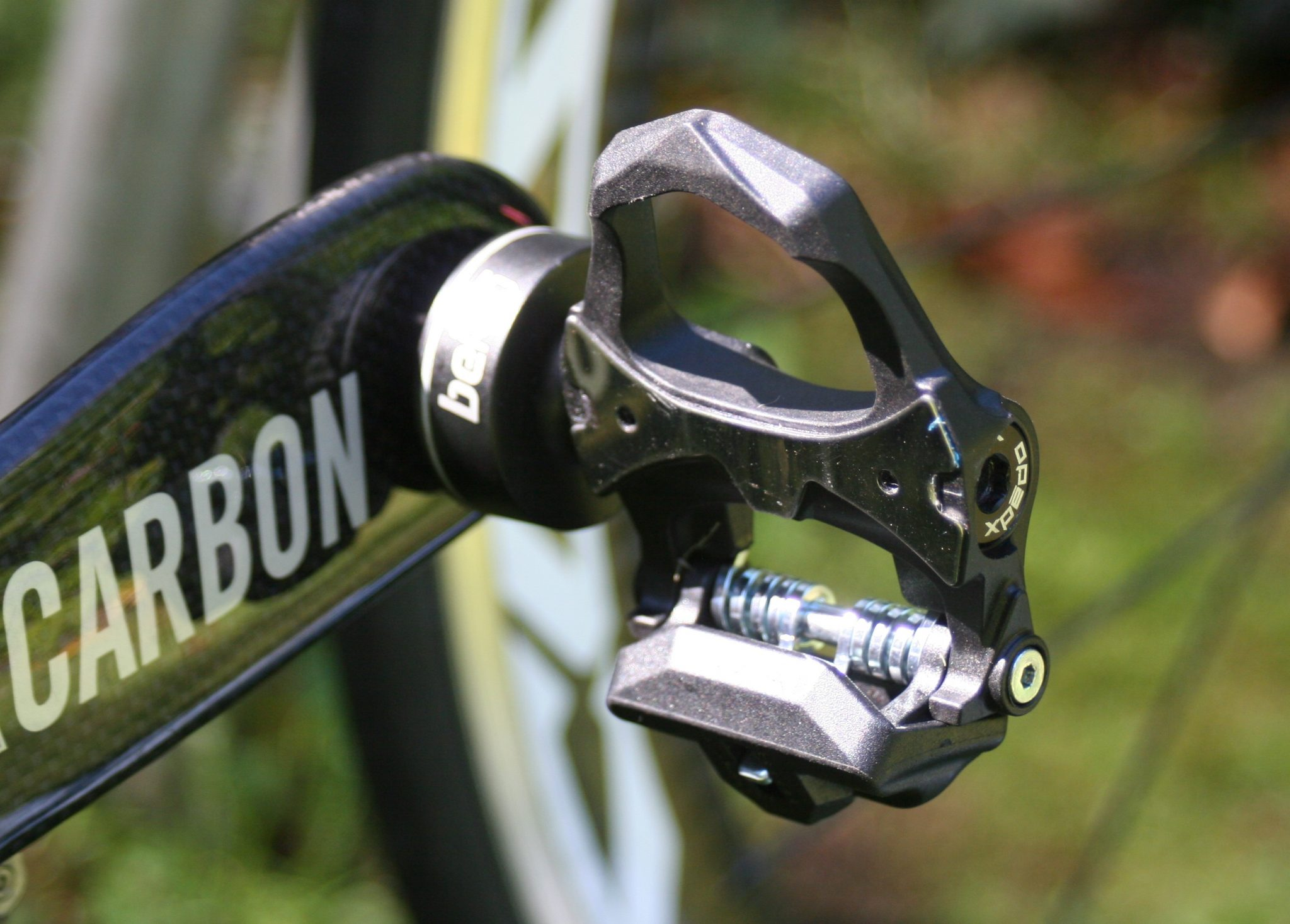 Favero bePRO Power Meter Pedals - Carbon Cranks