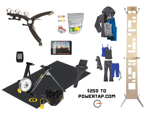 CycleOps First Prize