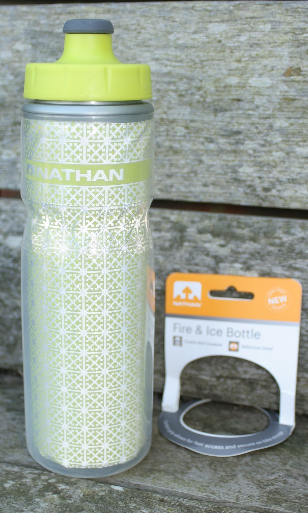 Nathan Fire Ice Bottle Review