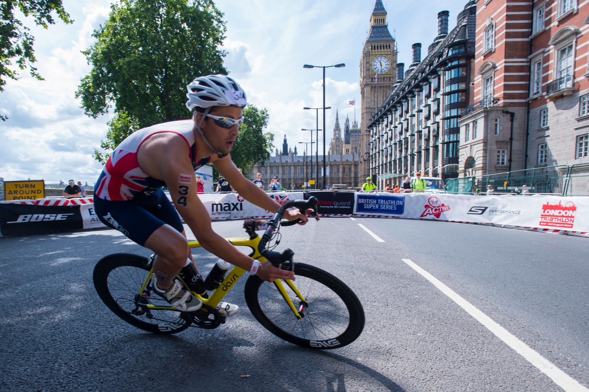 London Triathlon 2014