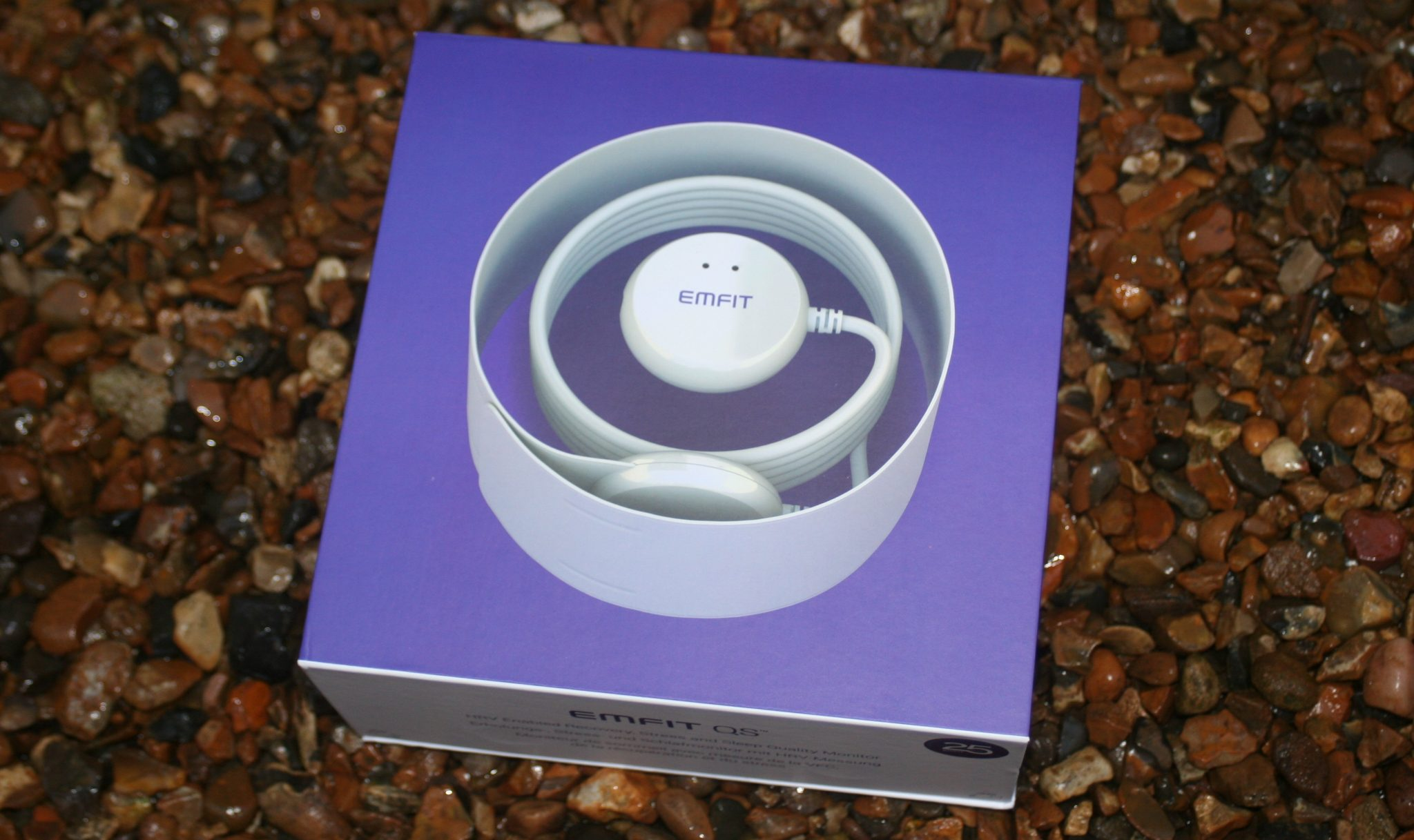 EMFIT review QS - HRV Enabled Recovery, Stress & Sleep Quality Monitor