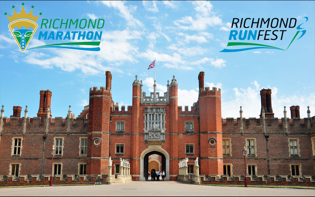 richmond running festival marathon 10k hm