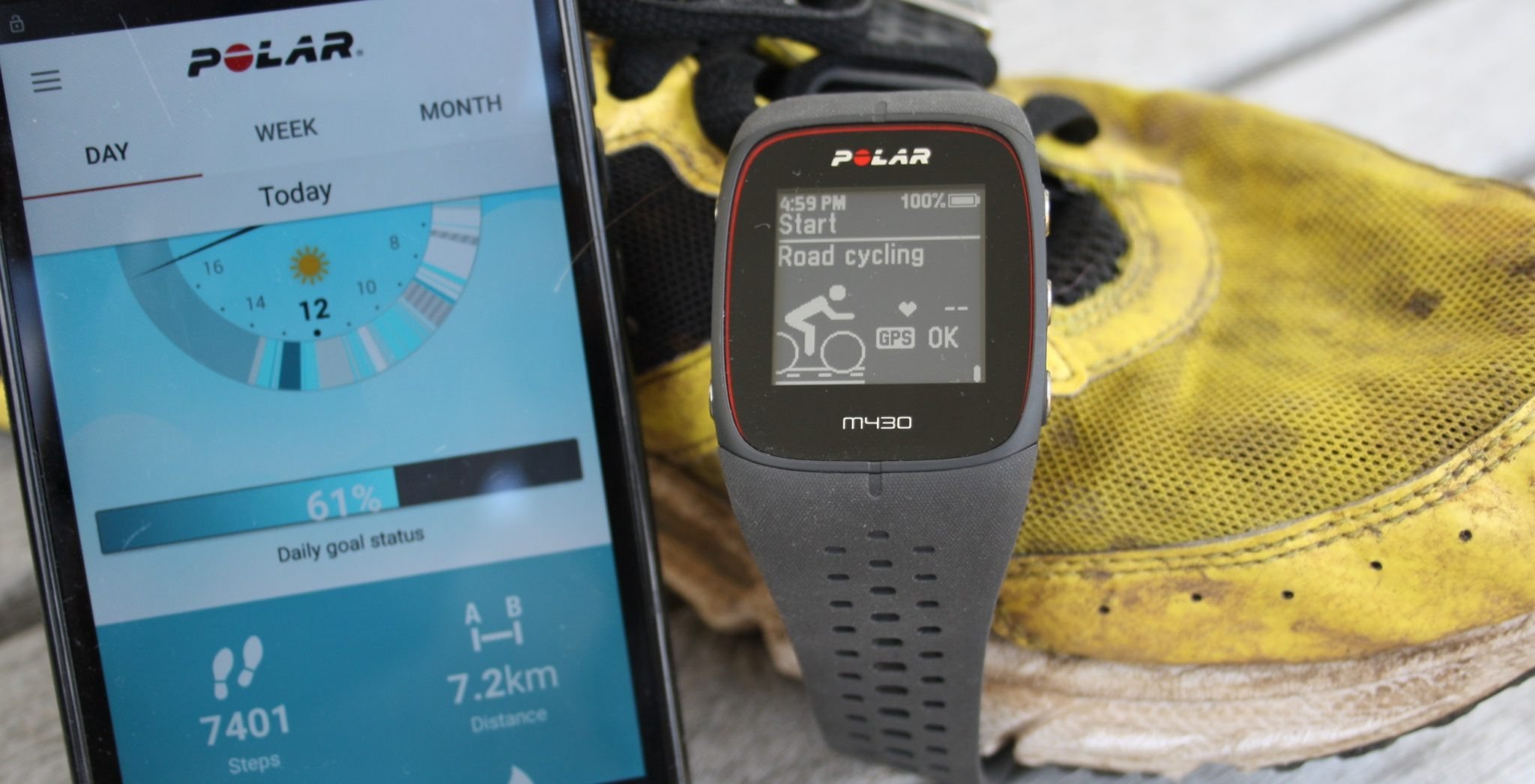 Polar M430 Detailed Review