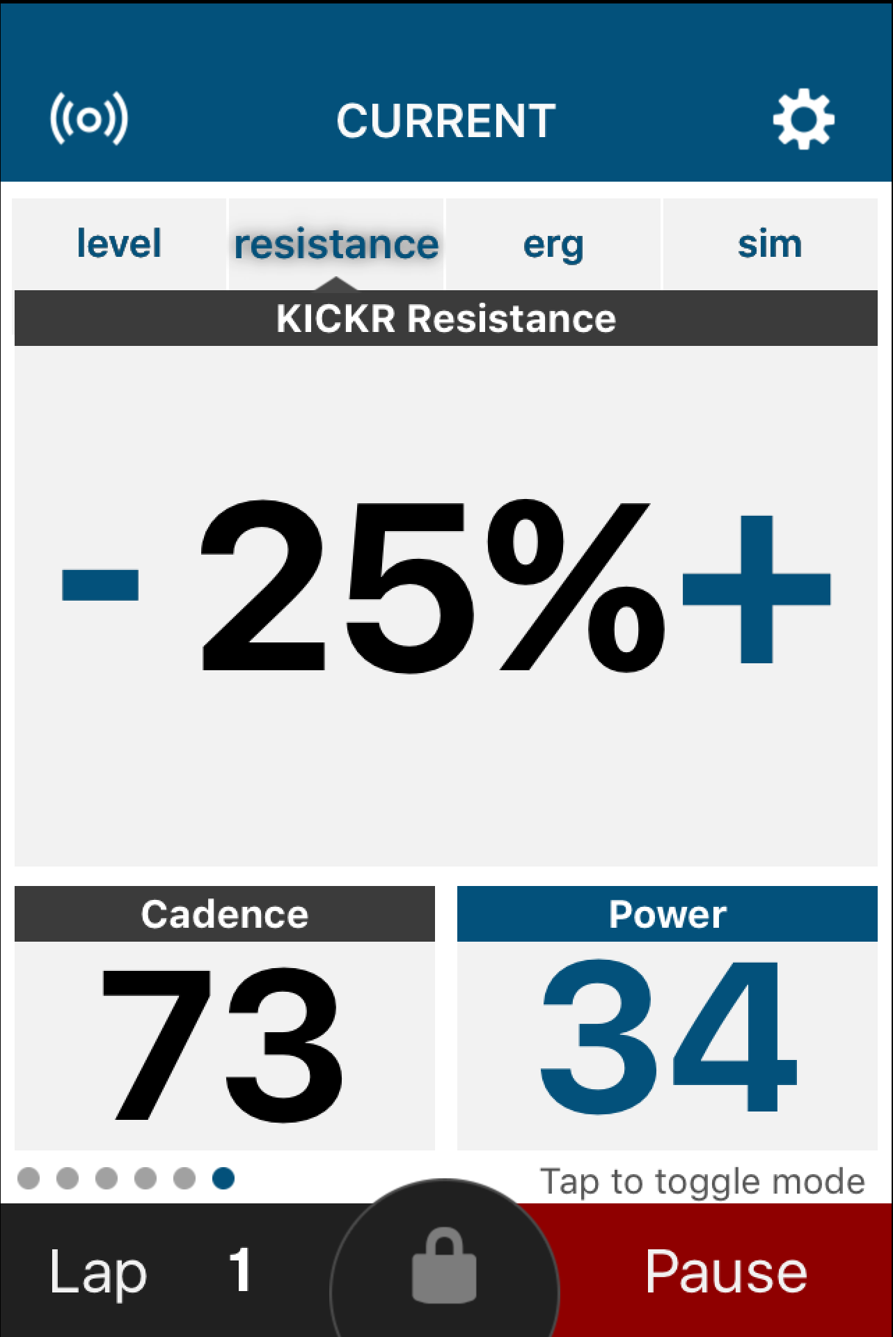 WAHOO Fitness App - KICKR KICKR17 Review Detailed