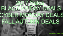 fall autumn black friday cyber monday deals sales