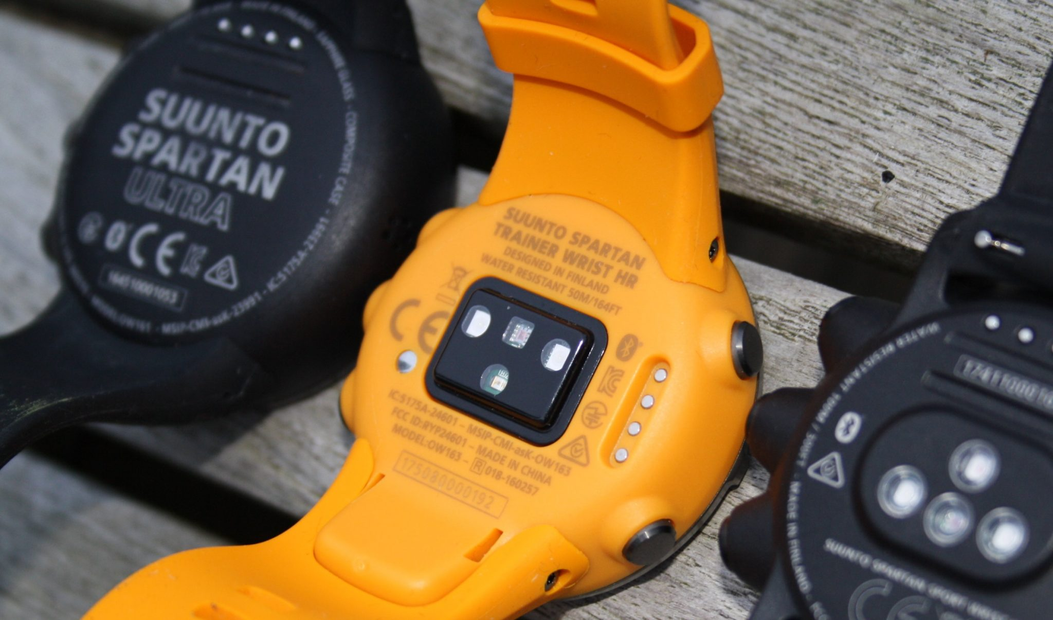Suunto Spartan Trainer Review WHR Outdoor baro ultra