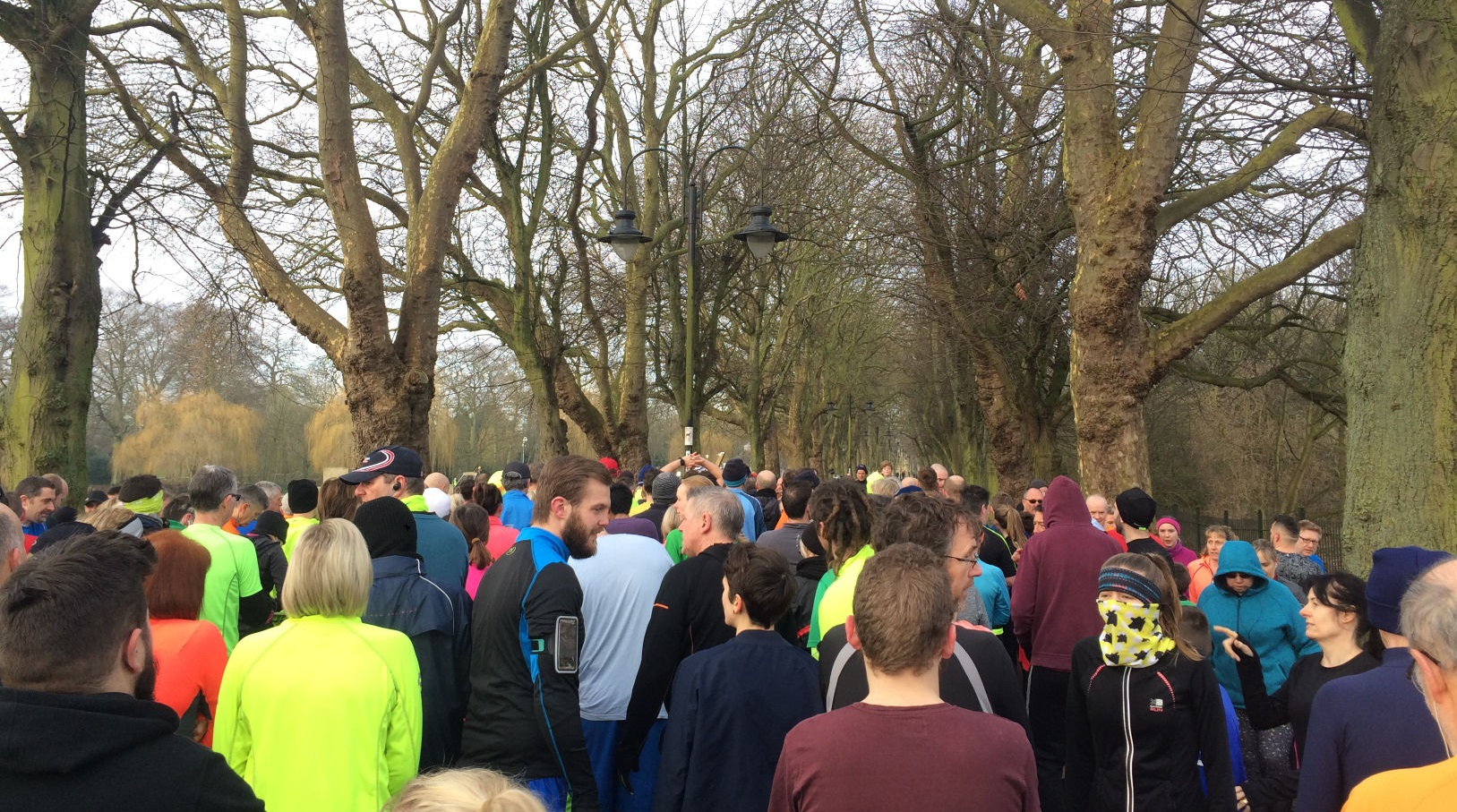 Kings Lynn parkrun - UK's prettiest?