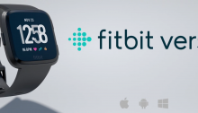 fitbit versa cycle spring