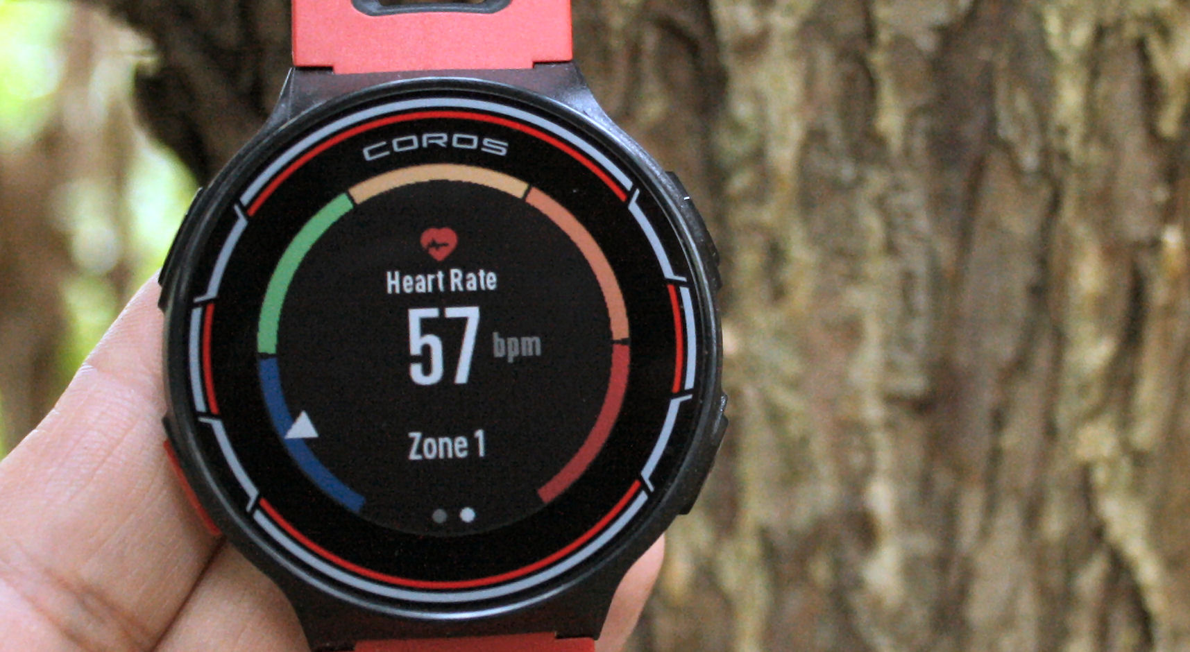 Coros Pace Review M1 Multisport