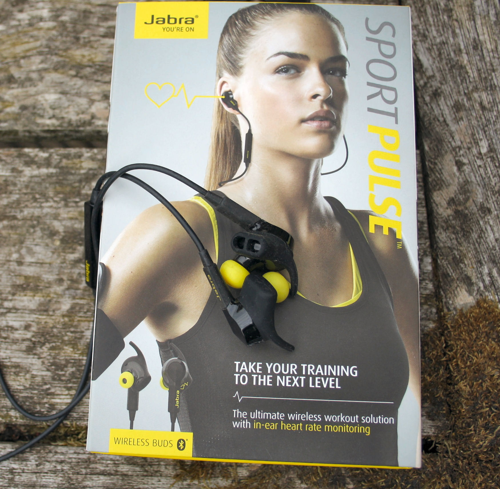 Jabra Sport Pulse Review