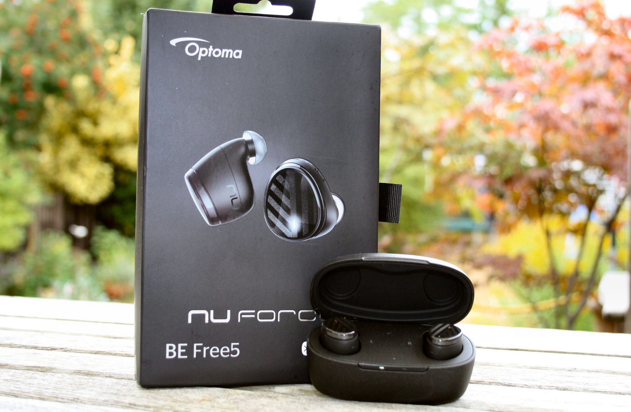 Optoma NuForce BE Free5 Review