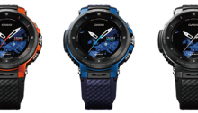 casio WSD-f30 Review