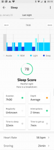 Withings Sleep Review Beddit Emfit