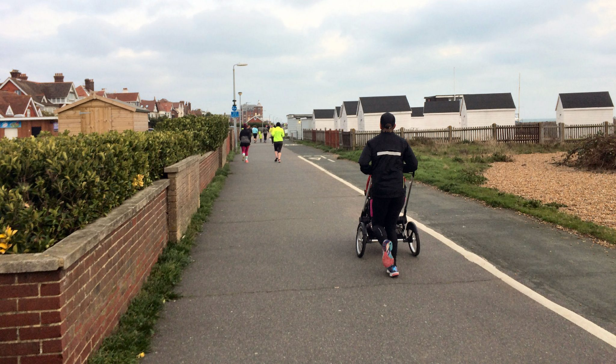 Walmer and Deal Seafront parkrun