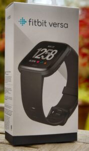 Fitbit Versa review sports fitness watch