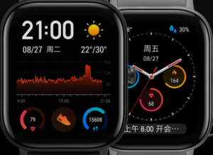 Huami Amazfit GTS Specifications