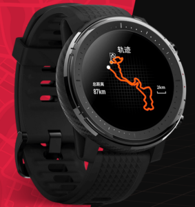 Huami Amazfit Stratos 3 Specifications