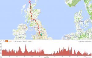 Great North Trail Full Route GPX