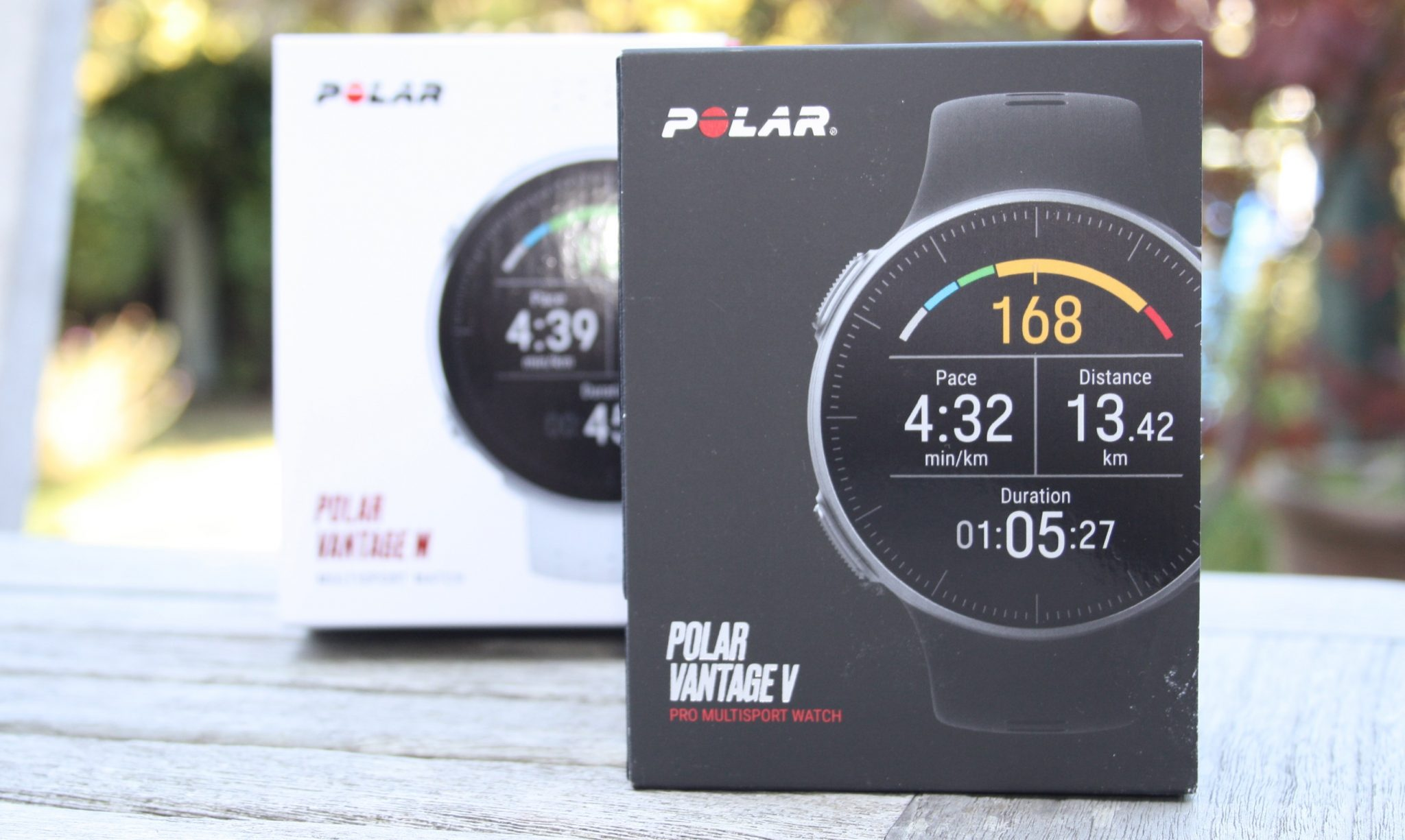 Polar Vantage Review
