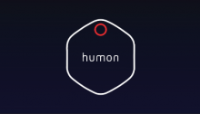Humon Hex logo brand icon