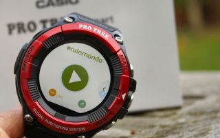 Casio WSD-F21 Review | Pro Trek Smart