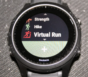 Garmin Virtual Run Zwift Strava