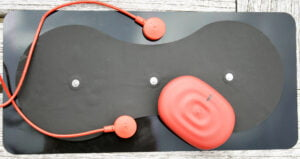 therabody powerdot butterfly pad
