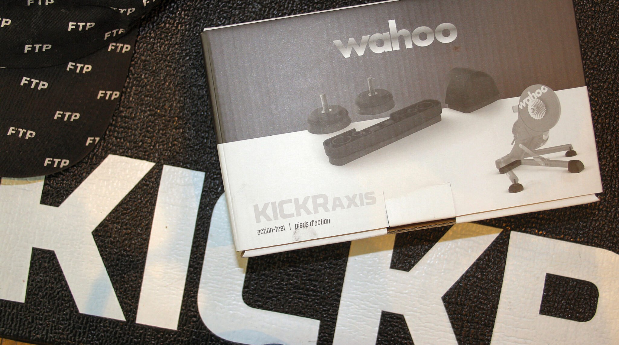 Wahoo Kickr Axis Review | Kickr Floor Mat