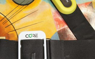 Core Review greenTEG Body Temperature Sensor