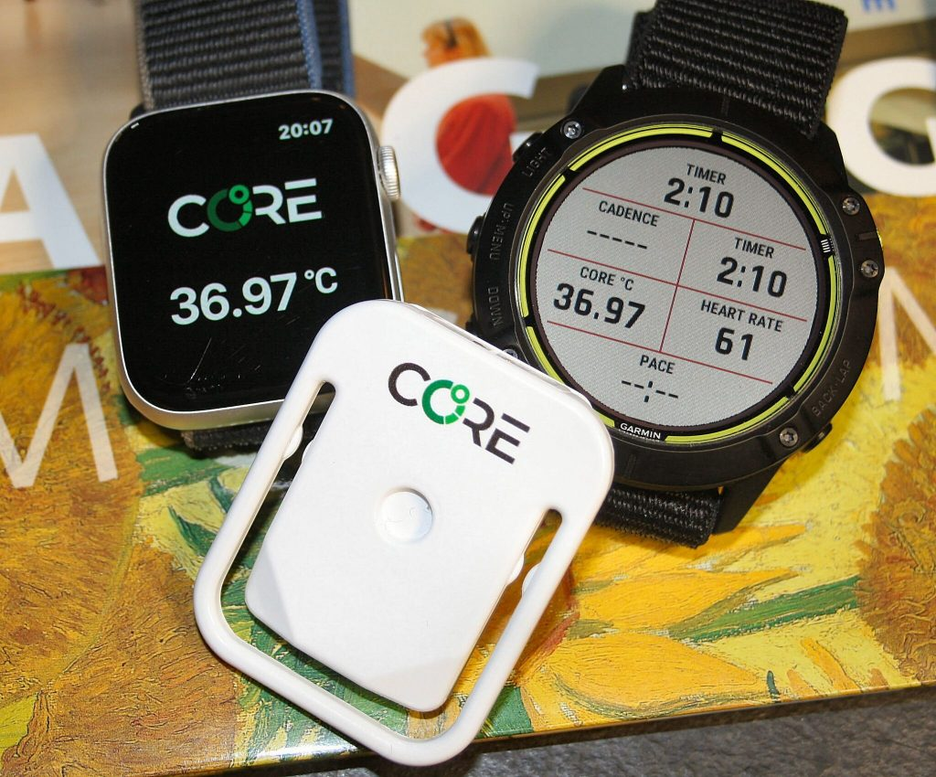 Core greenTEG Body Temperature Sensor for skin review