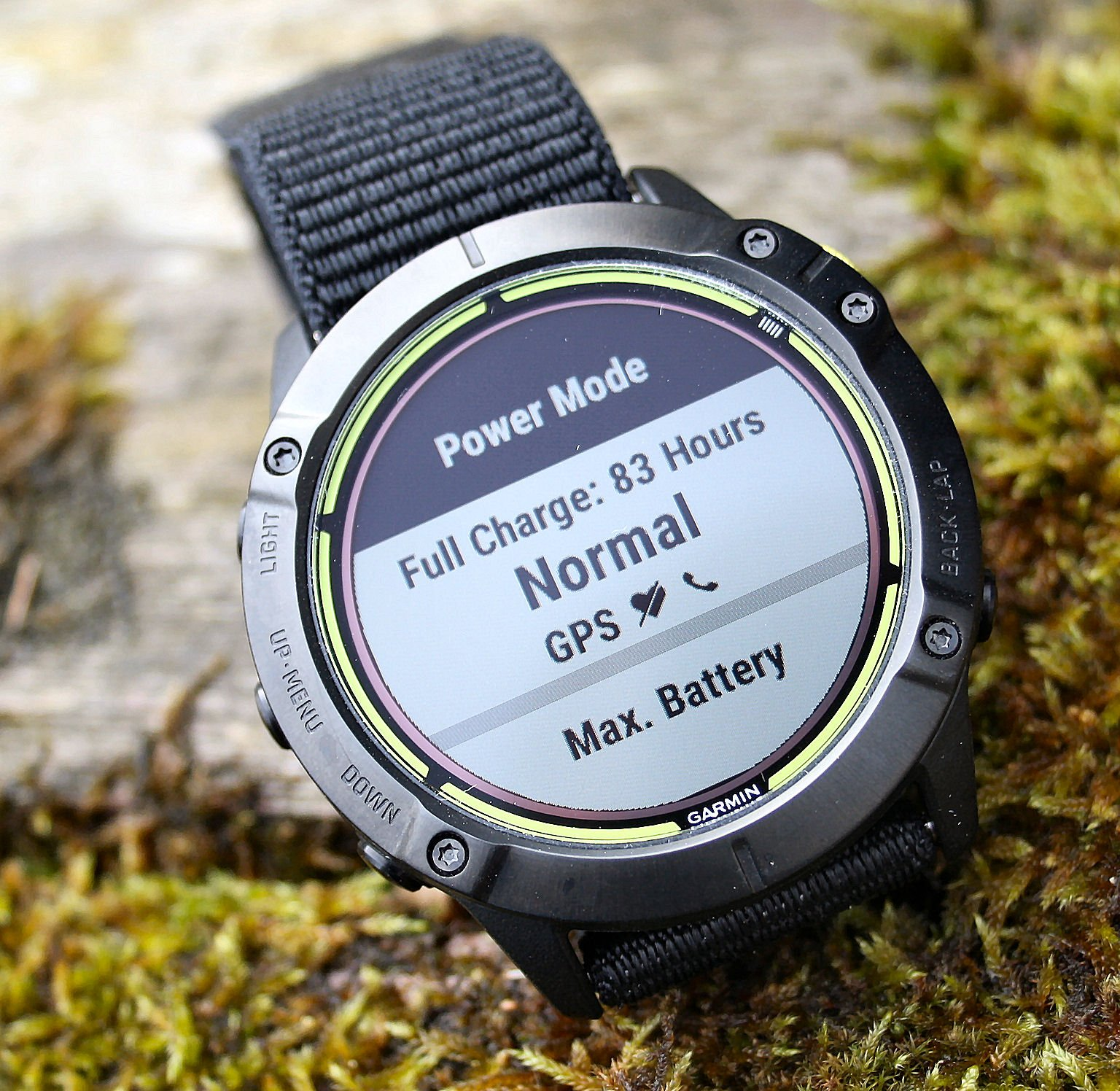A Review of the Garmin Enduro