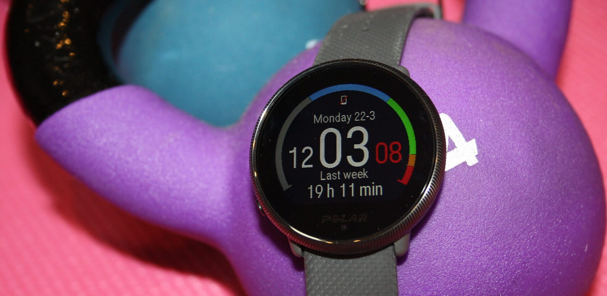 A detailed review of the Polar Ignite 2 GPS Fitness Watch