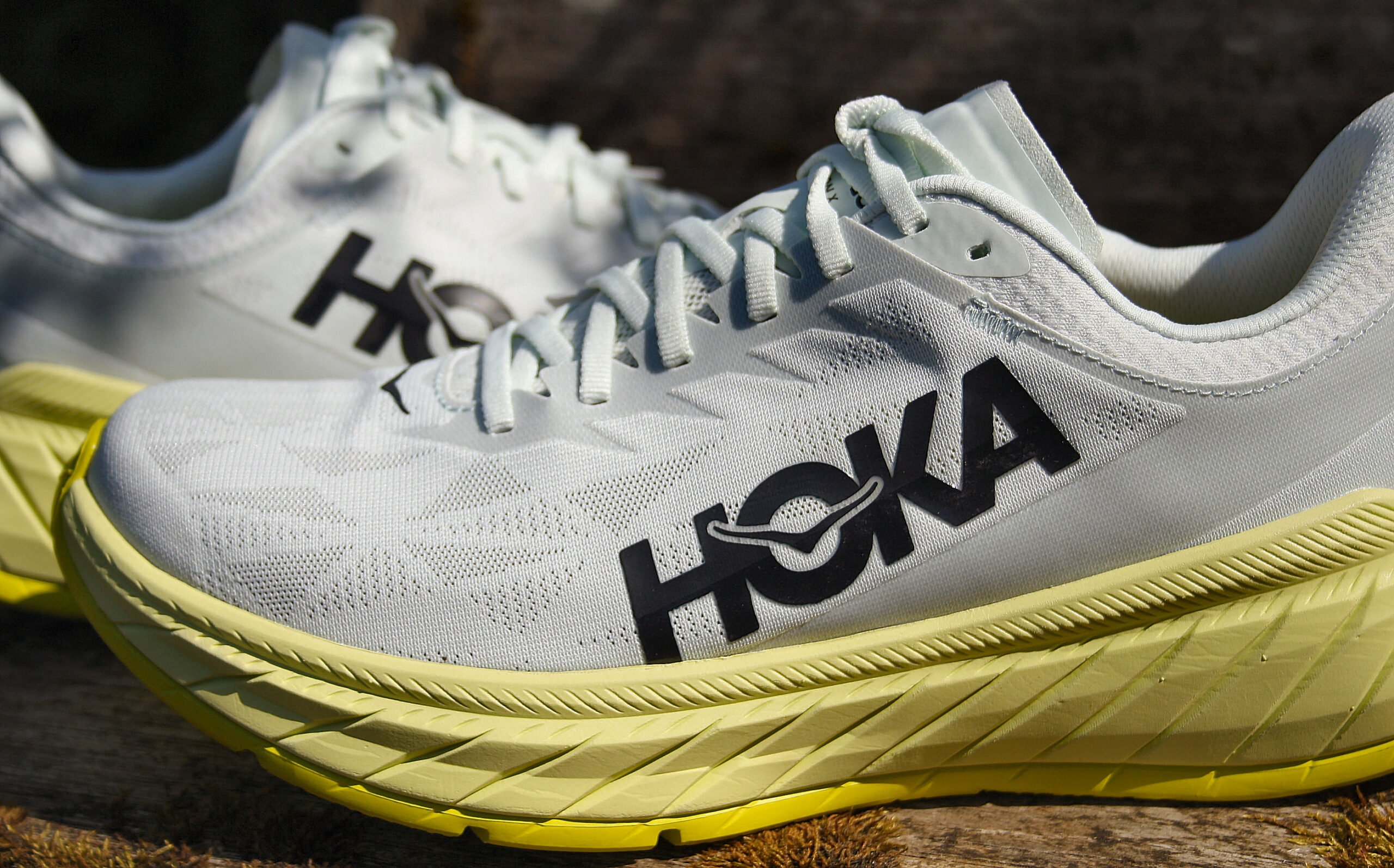 Hoka One Carbon X 2 side view Review