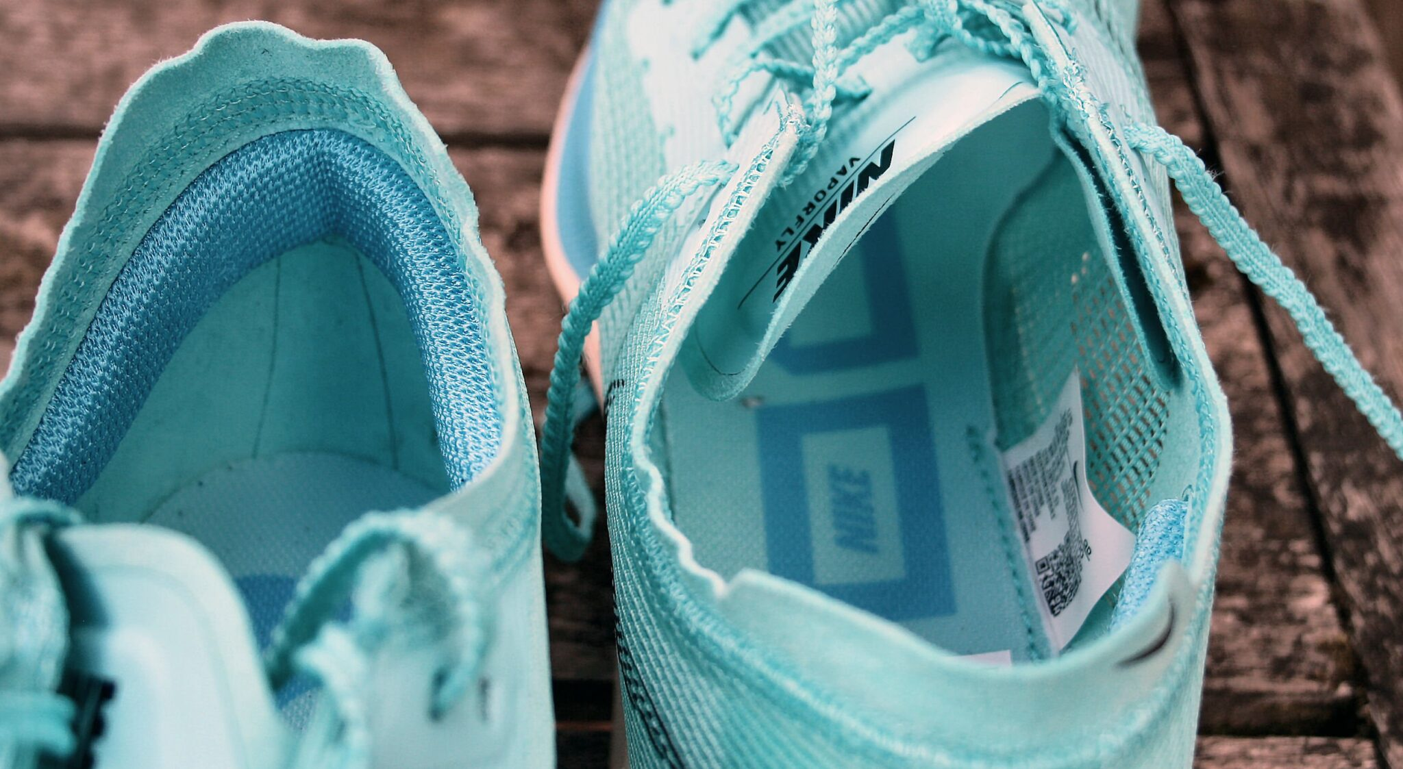 Nike ZoomX Vaporfly Inside the shoe review Next% 2