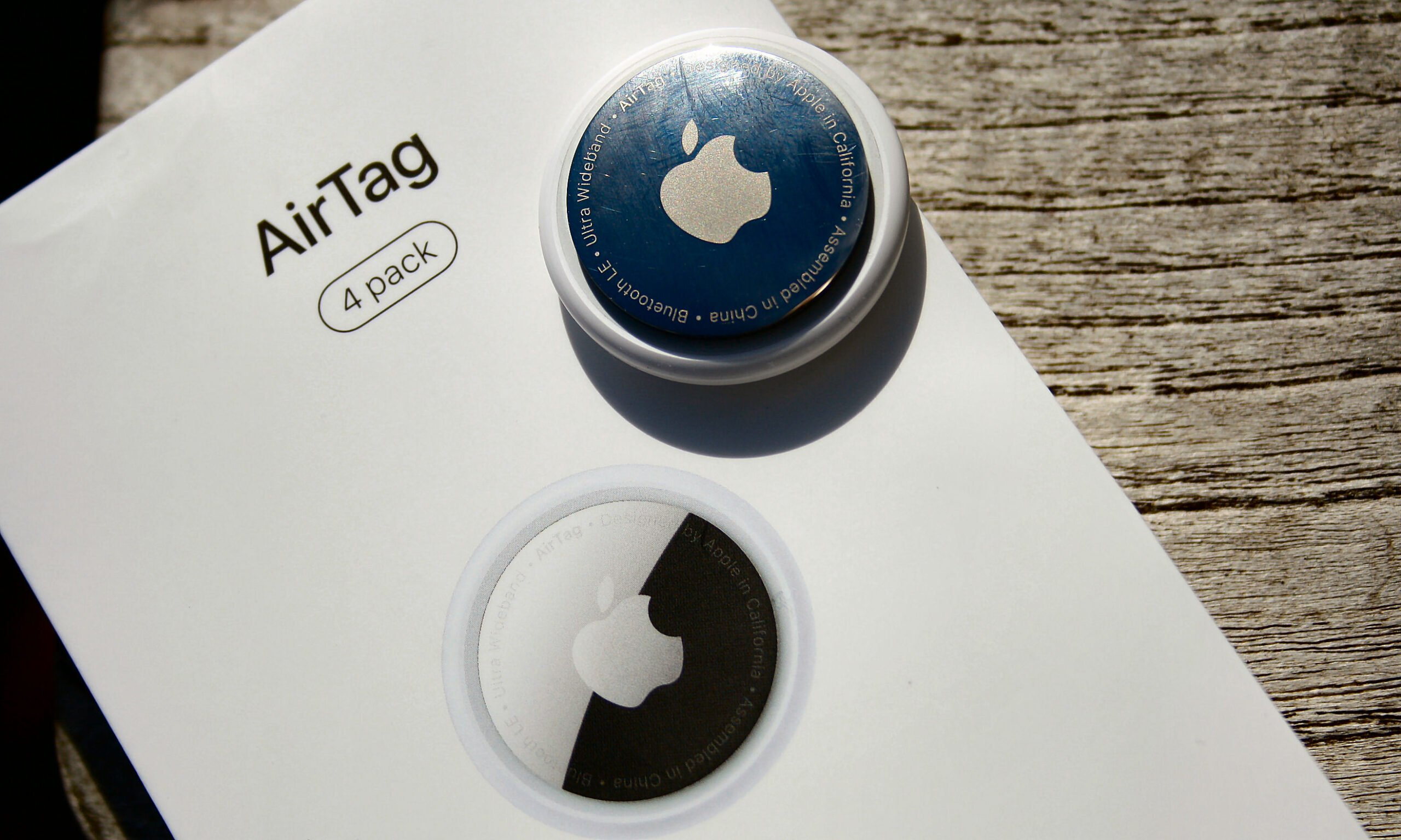 Apple AirTag 4 pack review