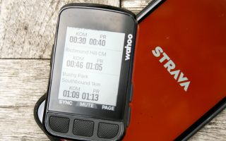 Wahoo Bolt strava live segments with rival Review - 2021's new ELEMNT, V2 buyers