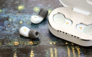 QuietOn Sleep 3 Review Earbuds, Sleepbuds and the charging case