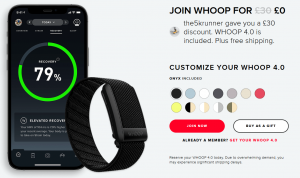 when is whoop shipping?